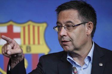 Josep María Bartomeu renuncia a la presidencia del Barcelona