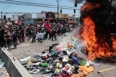 Iquique: El origen de la furia