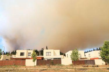 Piden aplicar ley de seguridad interior del Estado por ataques incendiarios en Curauma y Placilla