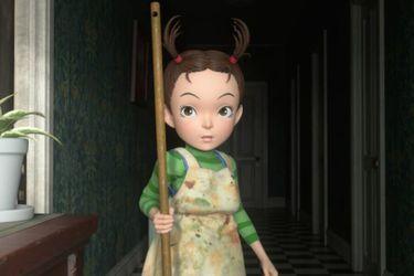 Primer video promocional de Aya to Majo, la película  de animación digital de Studio Ghibli