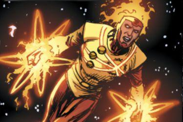 Doomsday Clock #9 modificó el origen de Firestorm