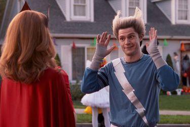 Evan Peters atribuyó a Kevin Feige el giro de su personaje en WandaVision