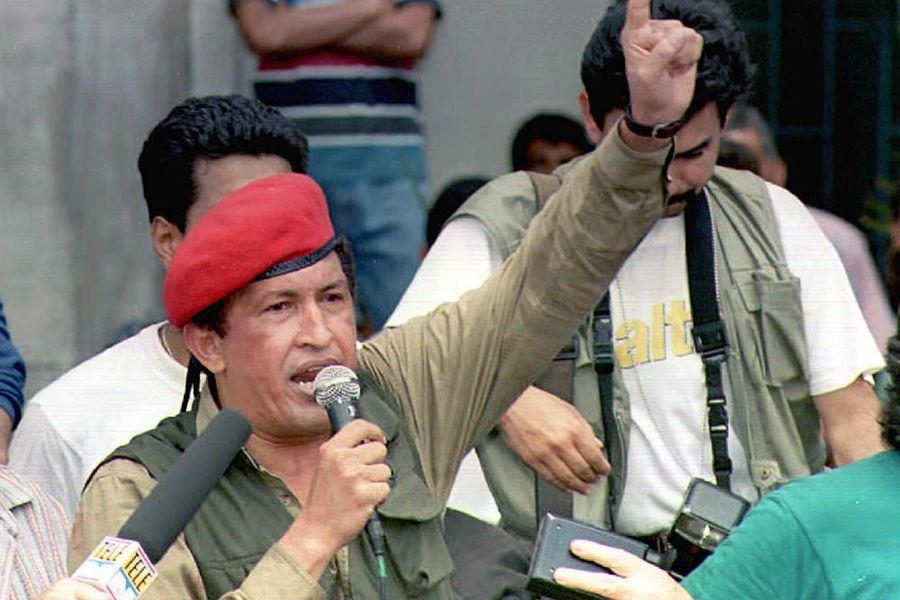 VENEZUELA-HUGO CHAVEZ
