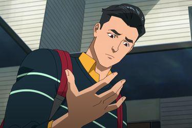 Mark Grayson recibe sus superpoderes en un nuevo clip de la serie animada de Invincible