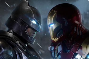 """Neil deGrasse Tysoncree queIron Man """"se limpiaría el trasero""""con Batman en un combate"""