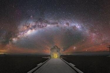 """Astrofísica: la """"estrella"""" que brilla en los Premio Nobel"""