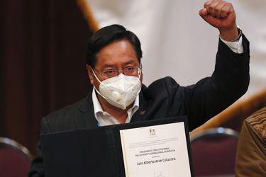 """Presidente electo de Bolivia celebra la """"recuperación"""" de la democracia"""