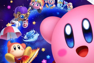 #MouseStream: Kirby Star Allies