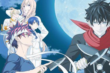 El anime de Food Wars! Shokugeki no Soma fecha su regreso para el próximo 4 de julio