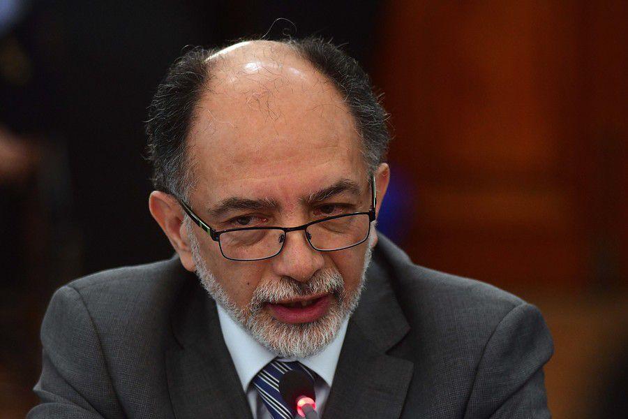 Ministro de la Corte Suprema, Sergio Muñoz, presidente de la Tercera Sala.