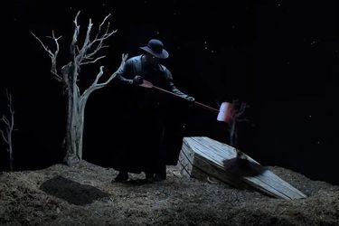 Solo para fans de la WWE: El tráiler de la película interactiva Escape The Undertaker de Netflix