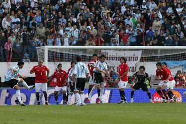 Más tristezas que alegrías: los inicios de Chile en las Eliminatorias