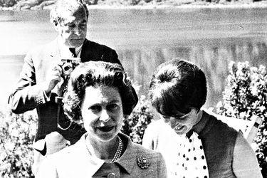 La historia de Sylvia Soublette con la Reina Isabel en Pucón