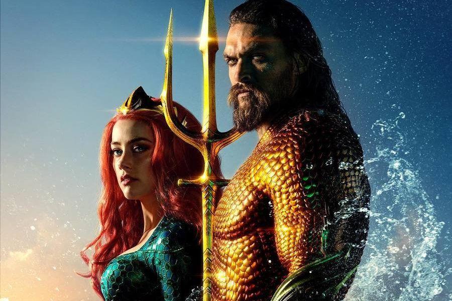 Aquaman 2 ya tendría a su guionista - La Tercera