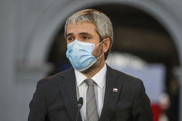 """""""El Presidente promulgó la ley por una convicción"""": Blumel responde a críticas de Chile Vamos por no vetar Ley que limita la reelección"""