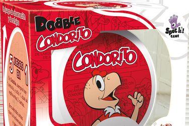 El juego de mesa Dobble tendrá una edición de Condorito
