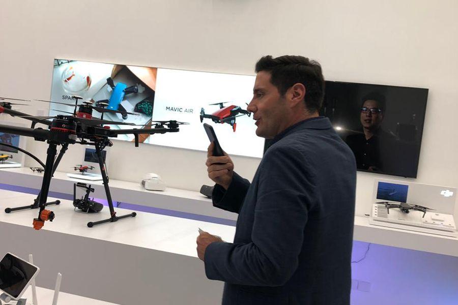 Pancho Saavedra Drones