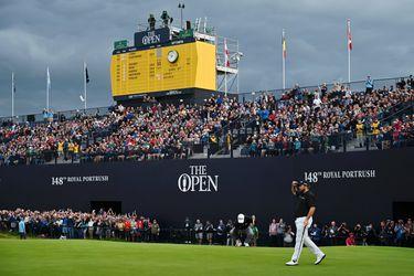 Cancelan el Open Championship de golf debido a la pandemia