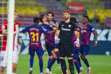 Vidal se afianza en un Barcelona que cumple con lo mínimo