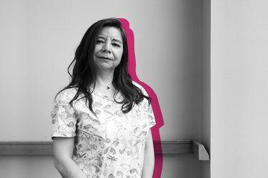 """Enfermera oncológica Lidia Medina: """"A algunas pacientes las acompaño durante años. La conexión que se genera ahí y la confianza que depositan en una es invaluable"""""""