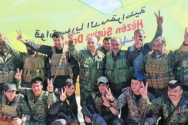 Imagen Kurdish SDF forces clai (401891)