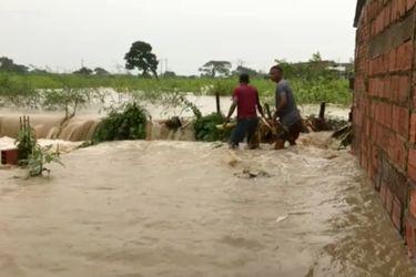Huracán Iota devasta islas del caribe colombiano dejando al menos un fallecido y cientos de damnificados