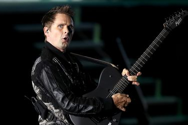 Muse Performs At Rock In Rio in Lisbon