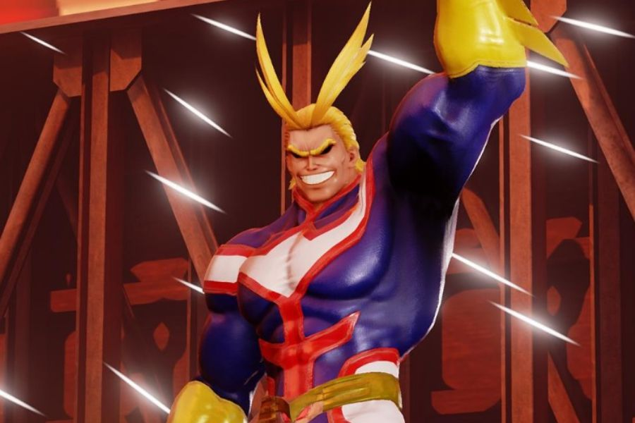 all might (1)