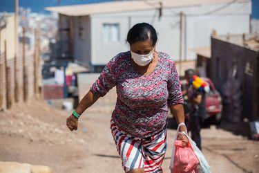 Campamentos en tiempos de pandemia
