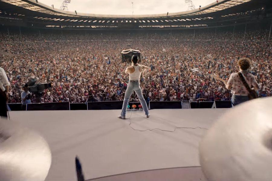 Estrenarán versión completa de Queen en Live Aid con el elenco de Bohemian  Rhapsody - La Tercera
