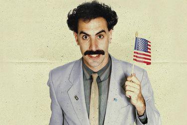 La secuela de Borat se estrenará antes de las elecciones presidenciales de EE.UU por Amazon Prime