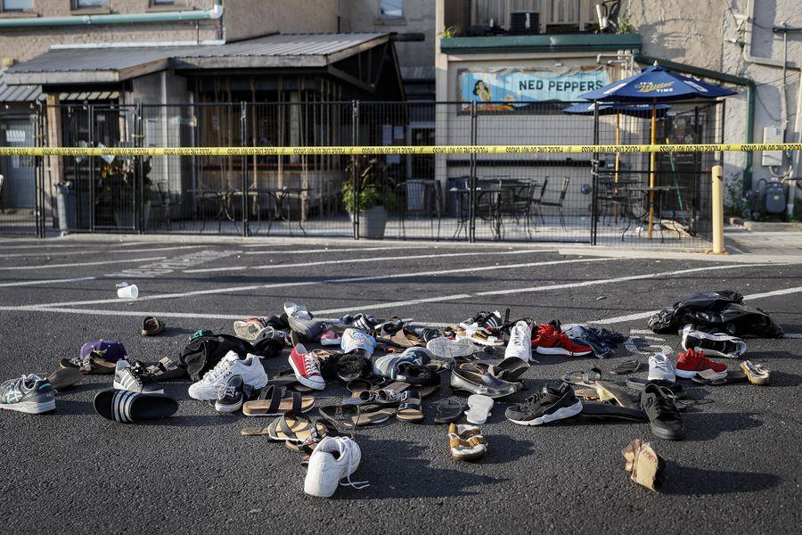 Mass Shootings Domestic Terrorism