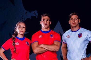 Inglaterra y Chile: los Cóndores se convierten en la segunda selección de rugby vestida por Umbro