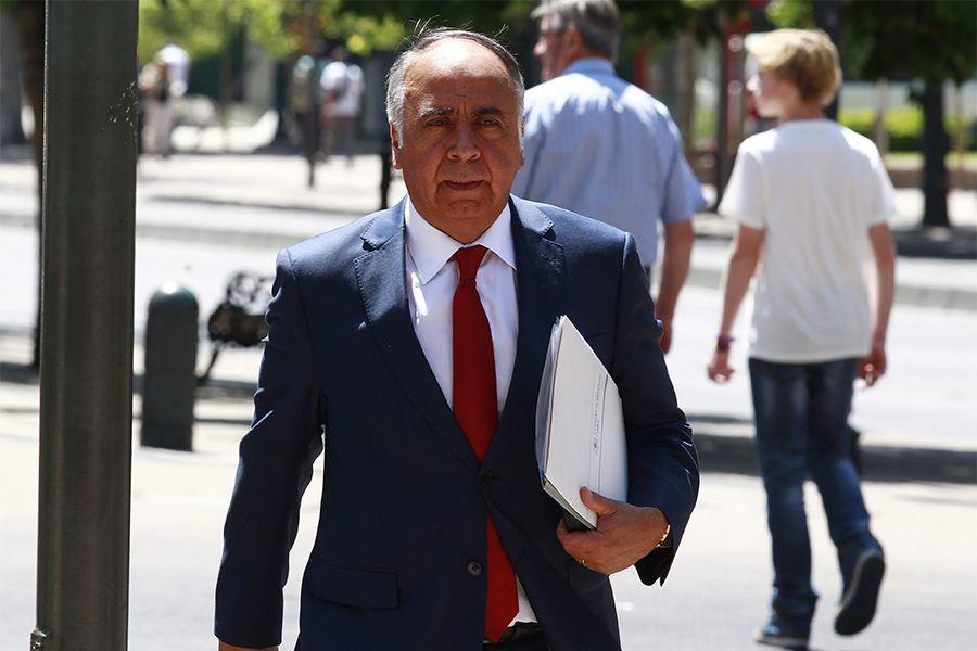 Sebastián Piñera se reune con Presidentes de partidos de Chile Vamos