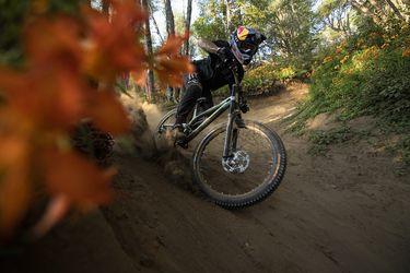 """Andreu Lacondeguy: """"Chile es de los mejores sitios para andar en bicicleta"""""""