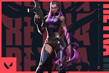 Riot Games presenta a Reyna, la agente Latinoamericana de Valorant