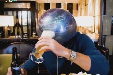 El video de Jake Gyllenhaal comiendo comoMysterio es lo mejor que verán hoy