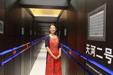 Lu Yutong, la mujer detrás del salto de China a la supercomputación mundial