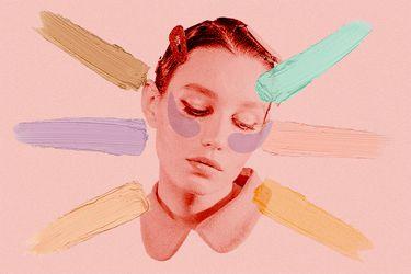Cómo cubrir las ojeras con maquillaje