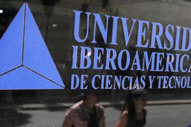 Fachada de la Universidad Iberoamericana