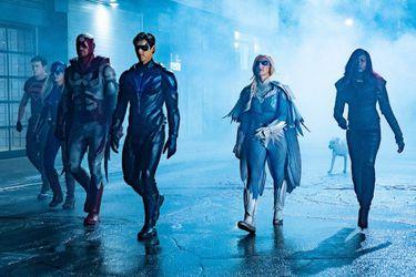 Nuevas fotos apuntan al inminente final de las filmaciones de la tercera temporada de Titans