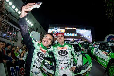 Jorge Martínez será el invitado estelar en el regreso del RallyMobil