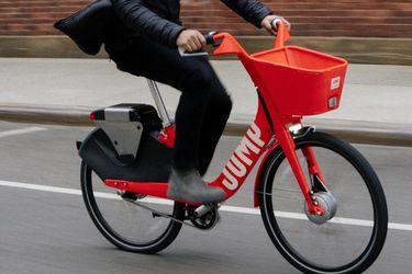 Uber bicicleta