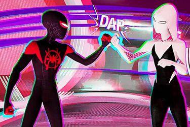 Así sería el primer vistazo a Spider-Man: Into The Spider-Verse 2 revelado en la CinemaCon 2021
