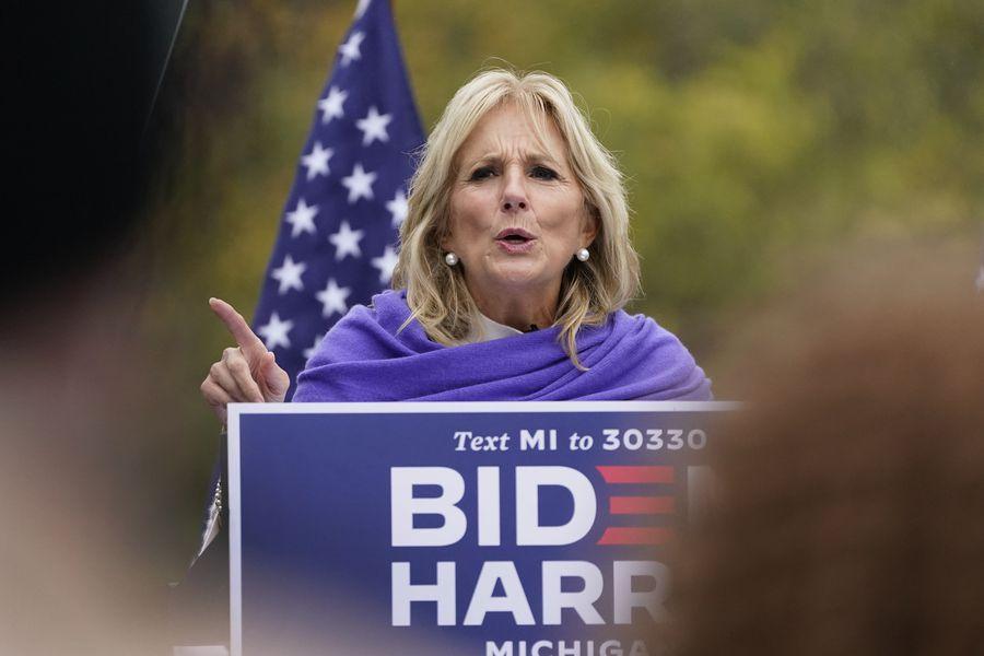 Este es el perfil de Jill Biden, la futura primera dama de