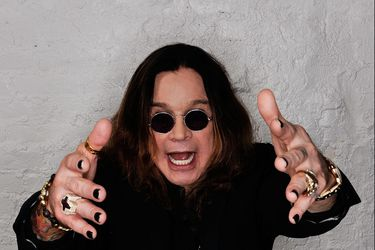 Ozzy Osbourne fue diagnosticado de Parkinson