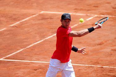 Nicolás Jarry tampoco pudo ganar en un Futuro