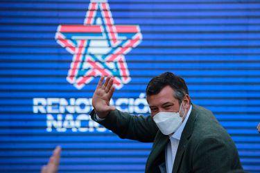 """Renovación Nacional ratifica apoyo a Sichel luego de que abanderado pidiera a partidos dar libertad de acción: """"RN cumple con su palabra empeñada"""""""