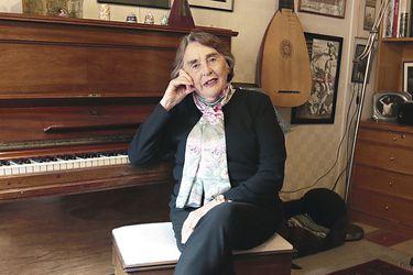 Muere la cantante Sylvia Soublette y el Premio Nacional queda en deuda