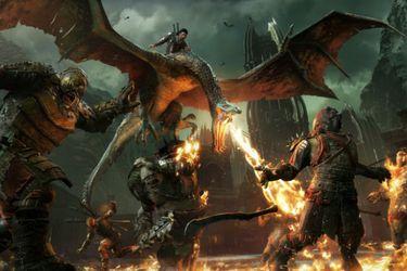 El primer vistazo a la jugabilidad de Shadow of War